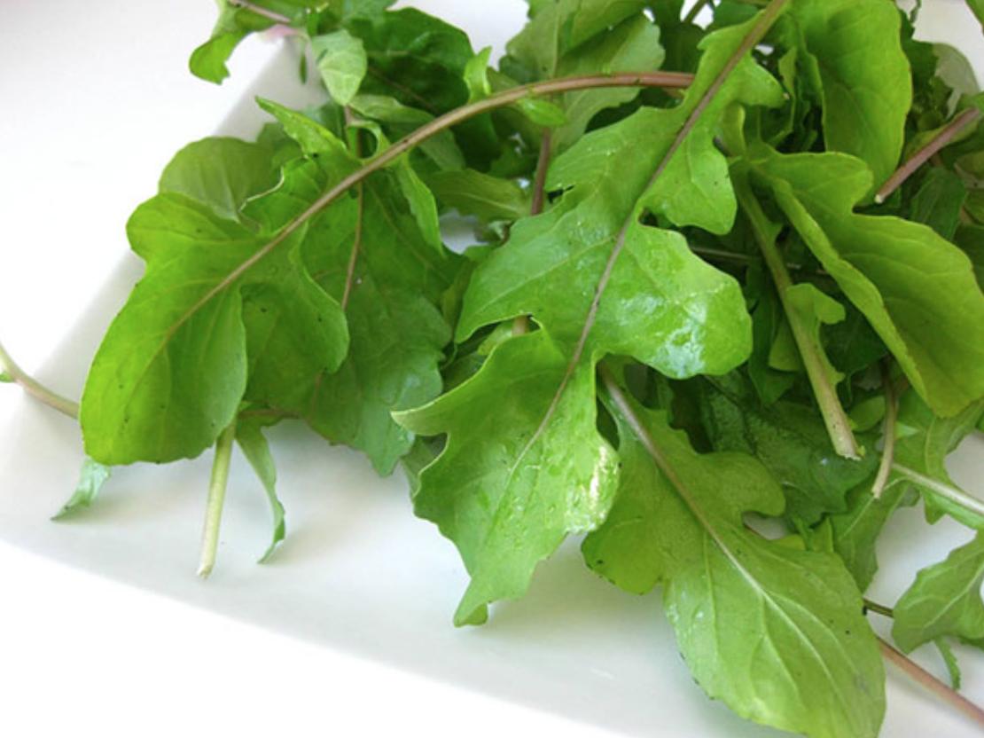 Arugula Leafy Green Salad