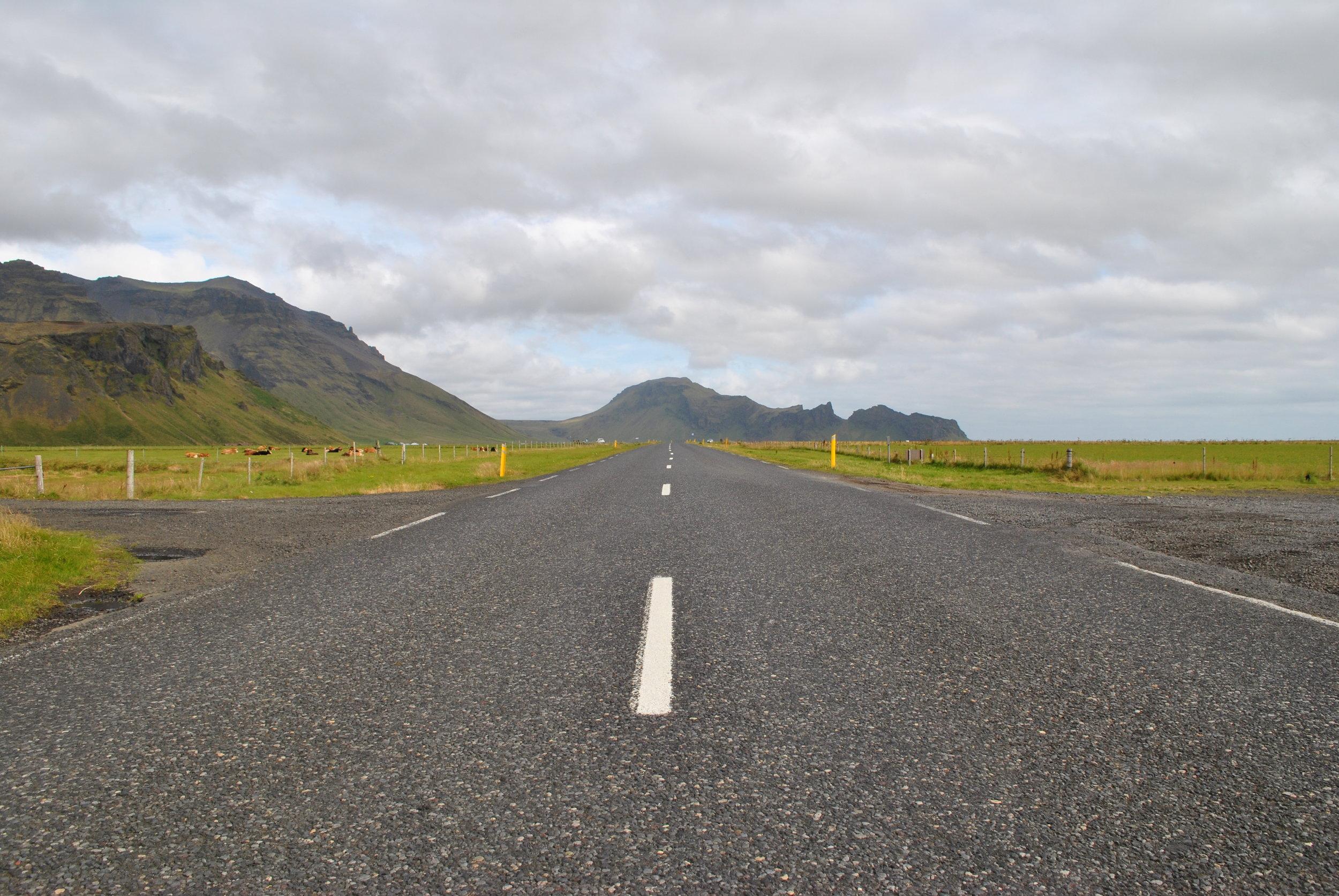 Ring Road (towards Vik)