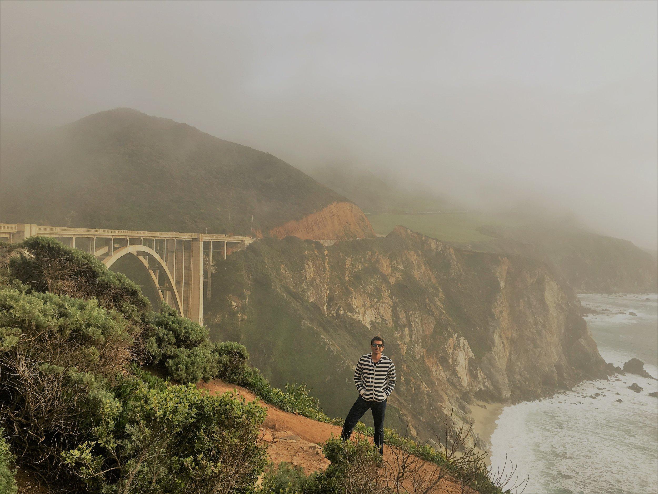 Bixby Bridge (Big Sur)