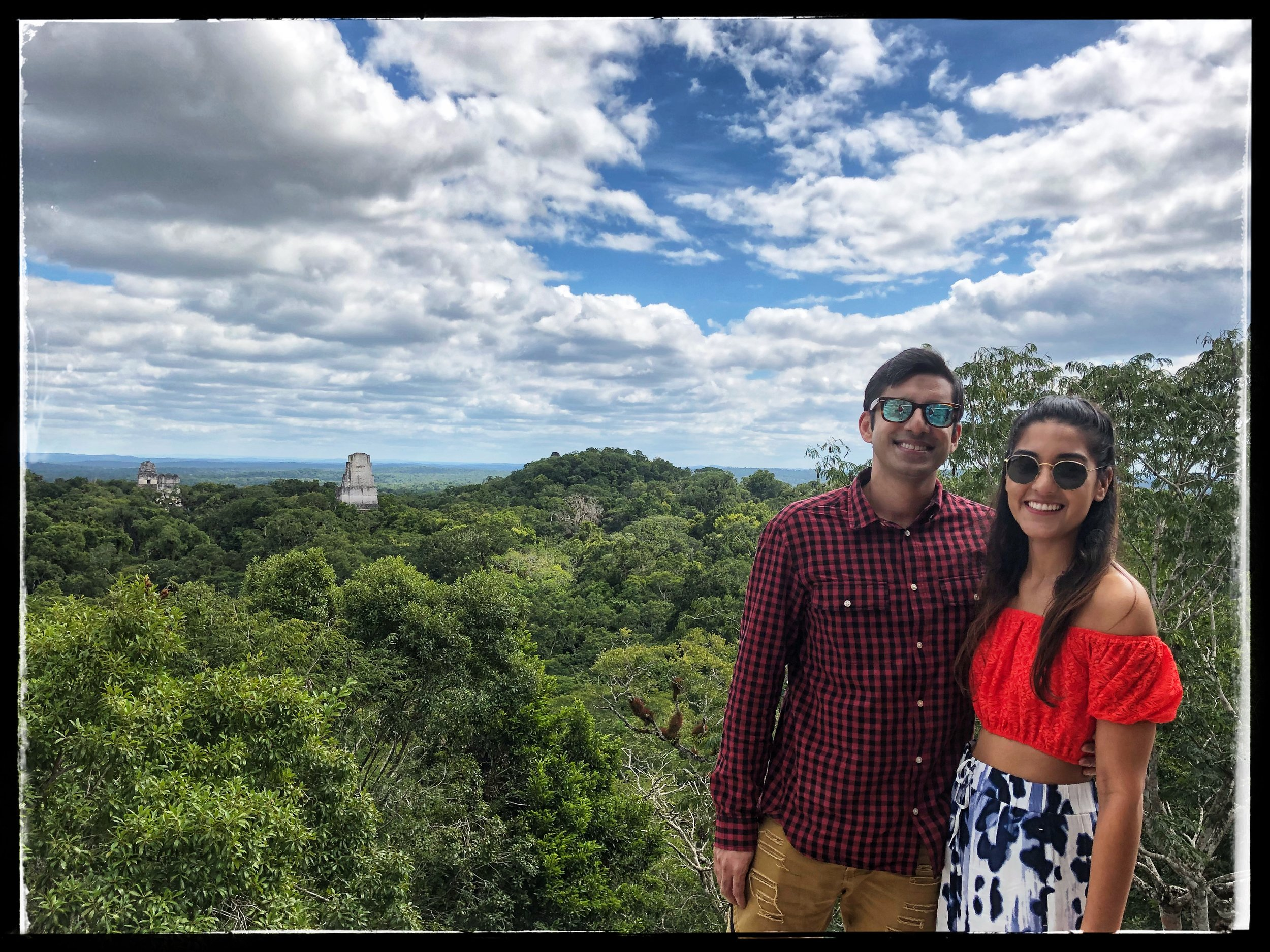 Tikal National Park (Star Wars)