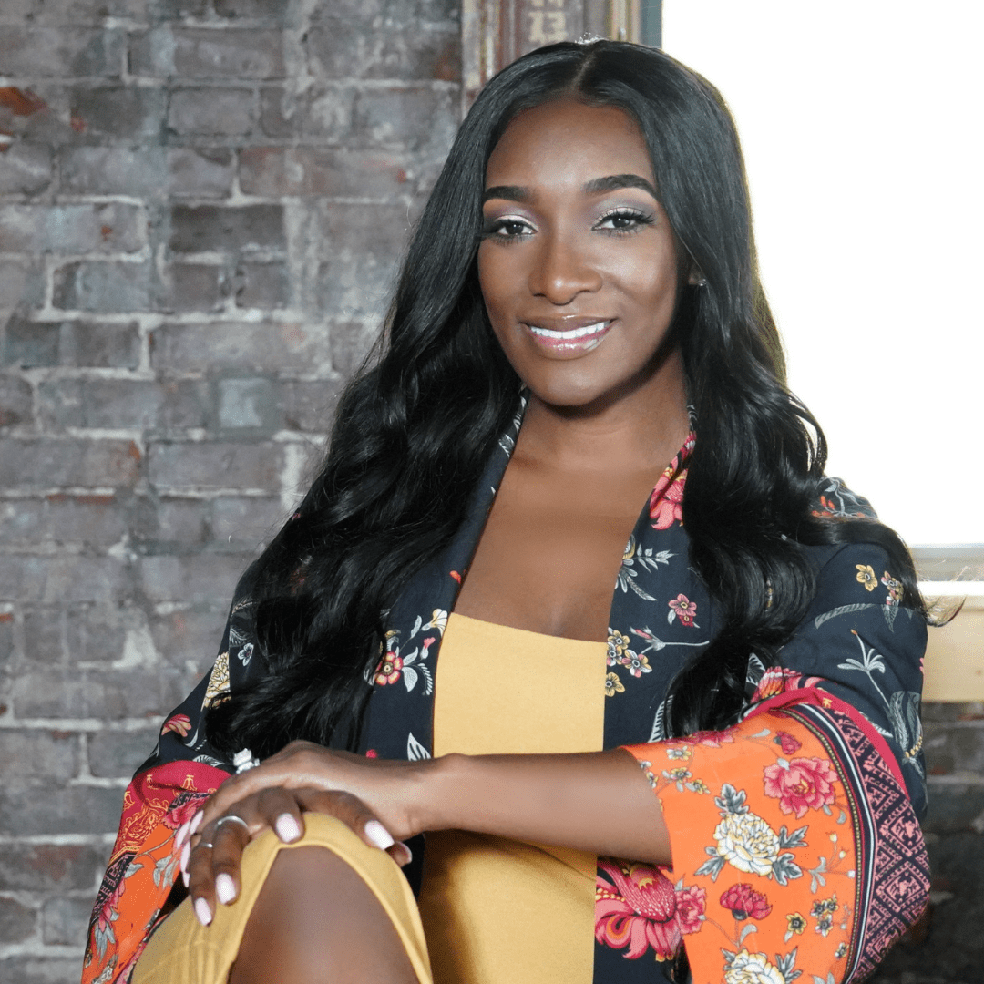 She's Not Going Anywhere, Neither Are You - Naja Hall, Founder of  Blended and Black