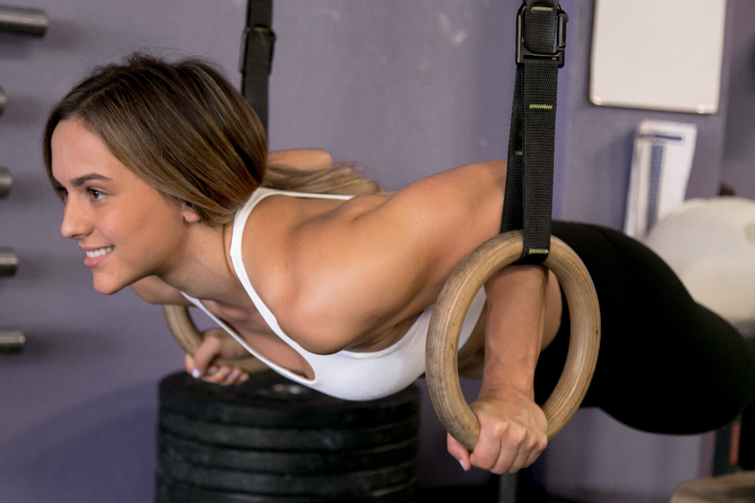 rings, muscle up, ring push up, gymnastics strength, gym, gym marrickville, squad training