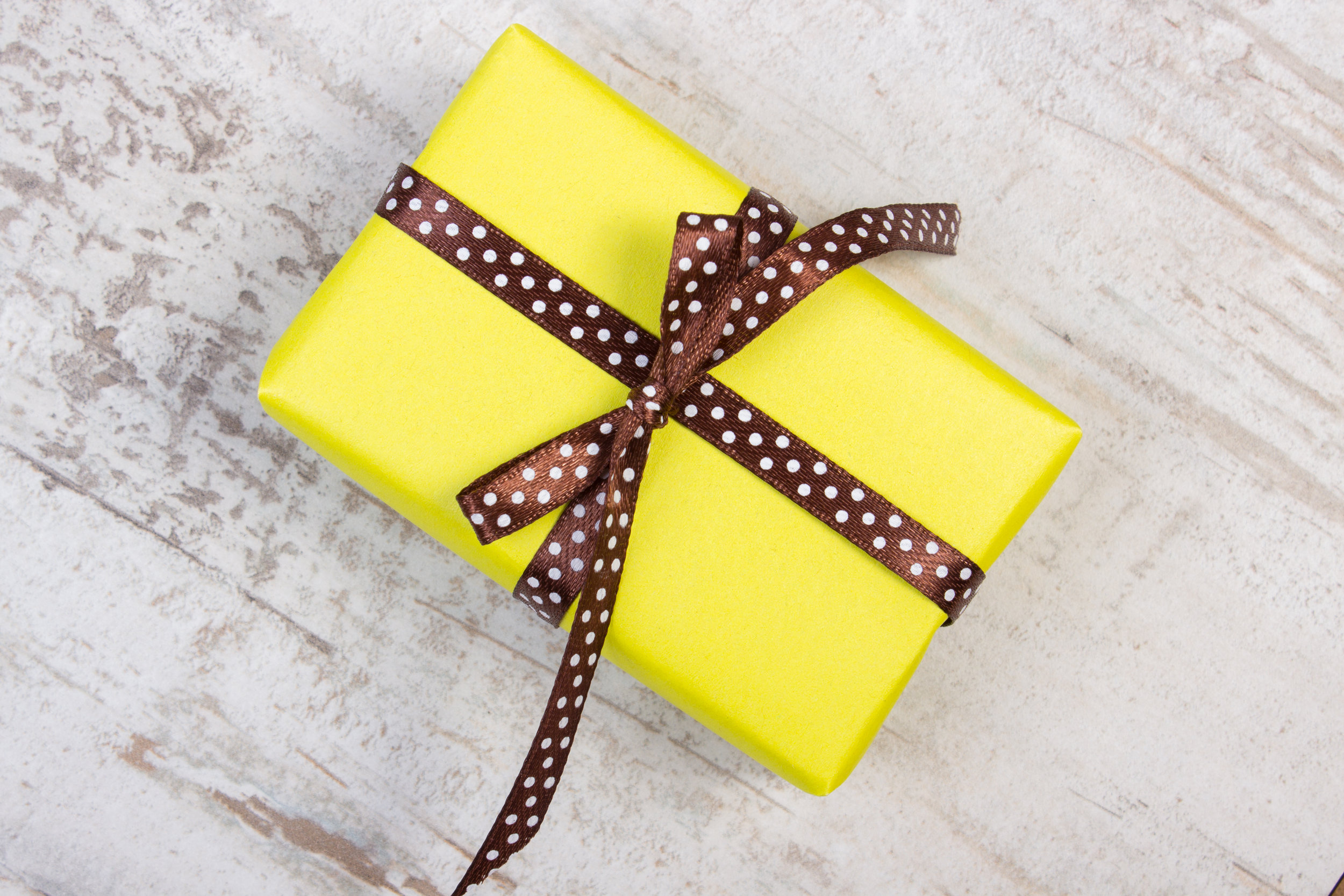yellow-gift-for-christmas-birthday-or-other-PLVTK57.jpg