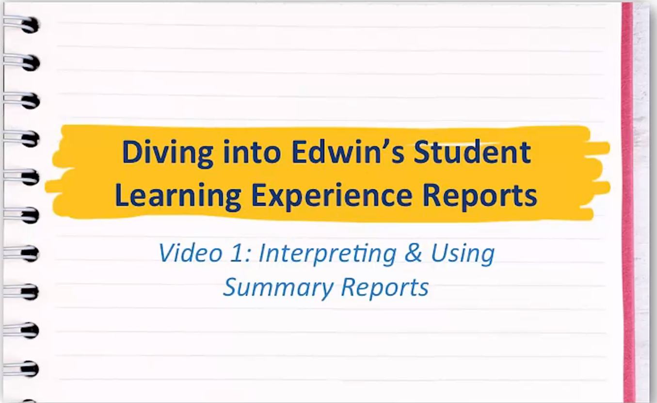 Student Learning Experience Report.png