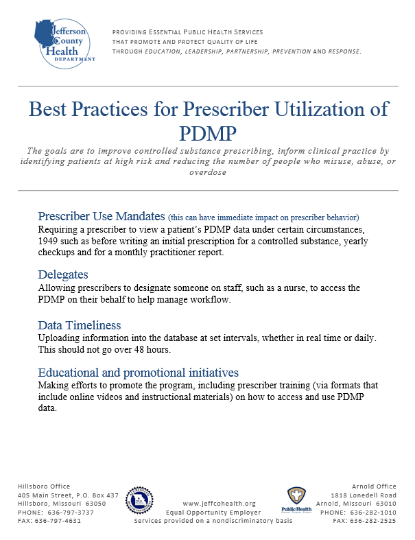 How to Easily Implement the PDMP
