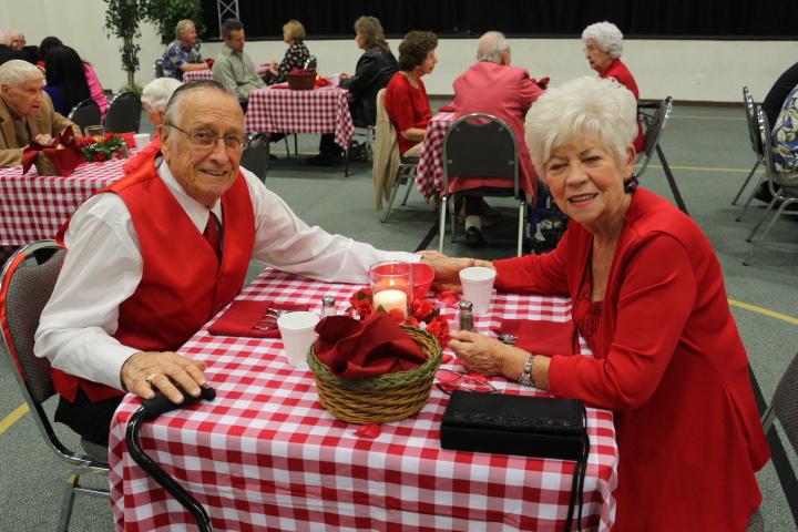 Valentine Dinner Fundraiser (2016)