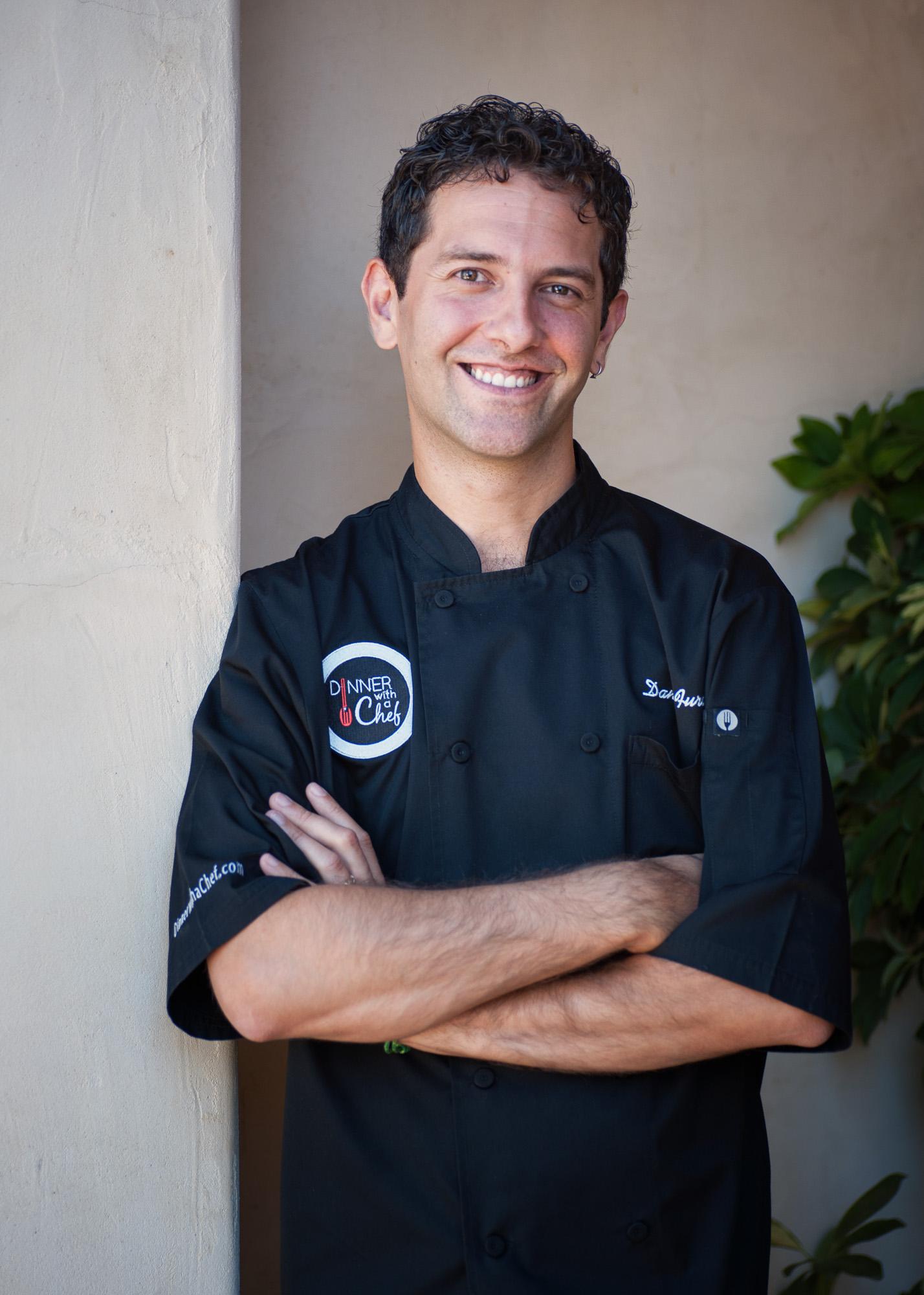 Daniel Furdui | Chef | Dinner with a Chef