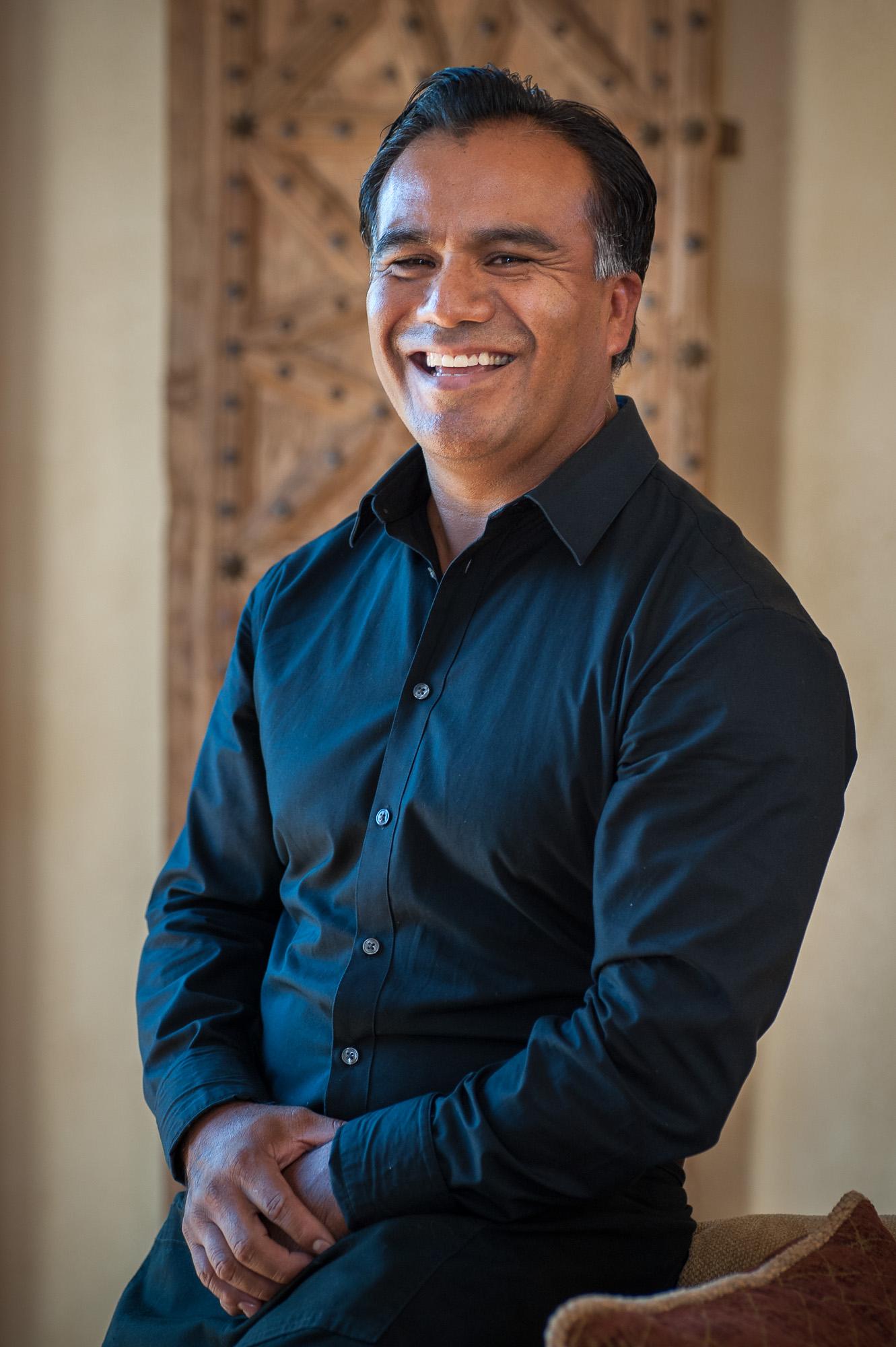 Tony Venegas | Maitre D' | Dinner with a Chef