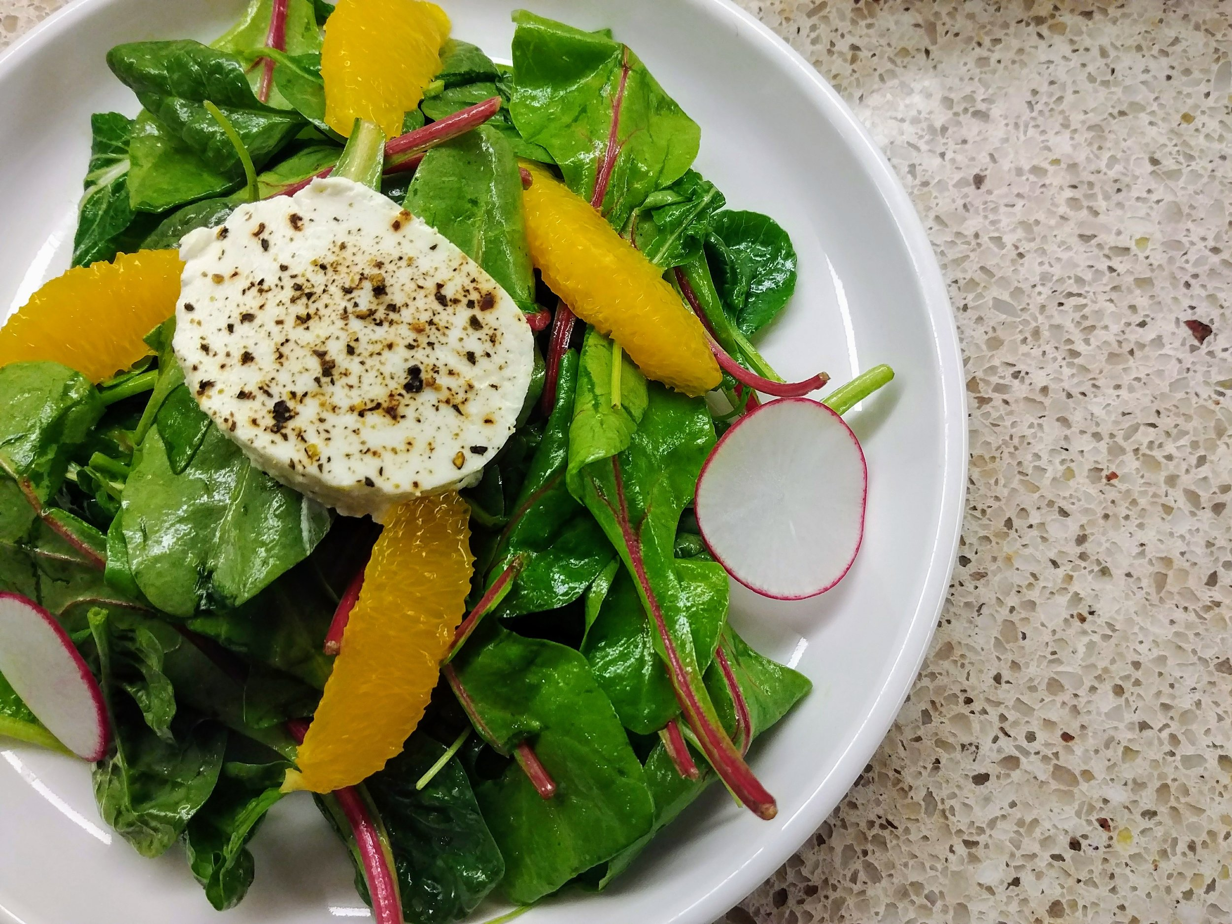 Diary of a Personal Chef-Salad