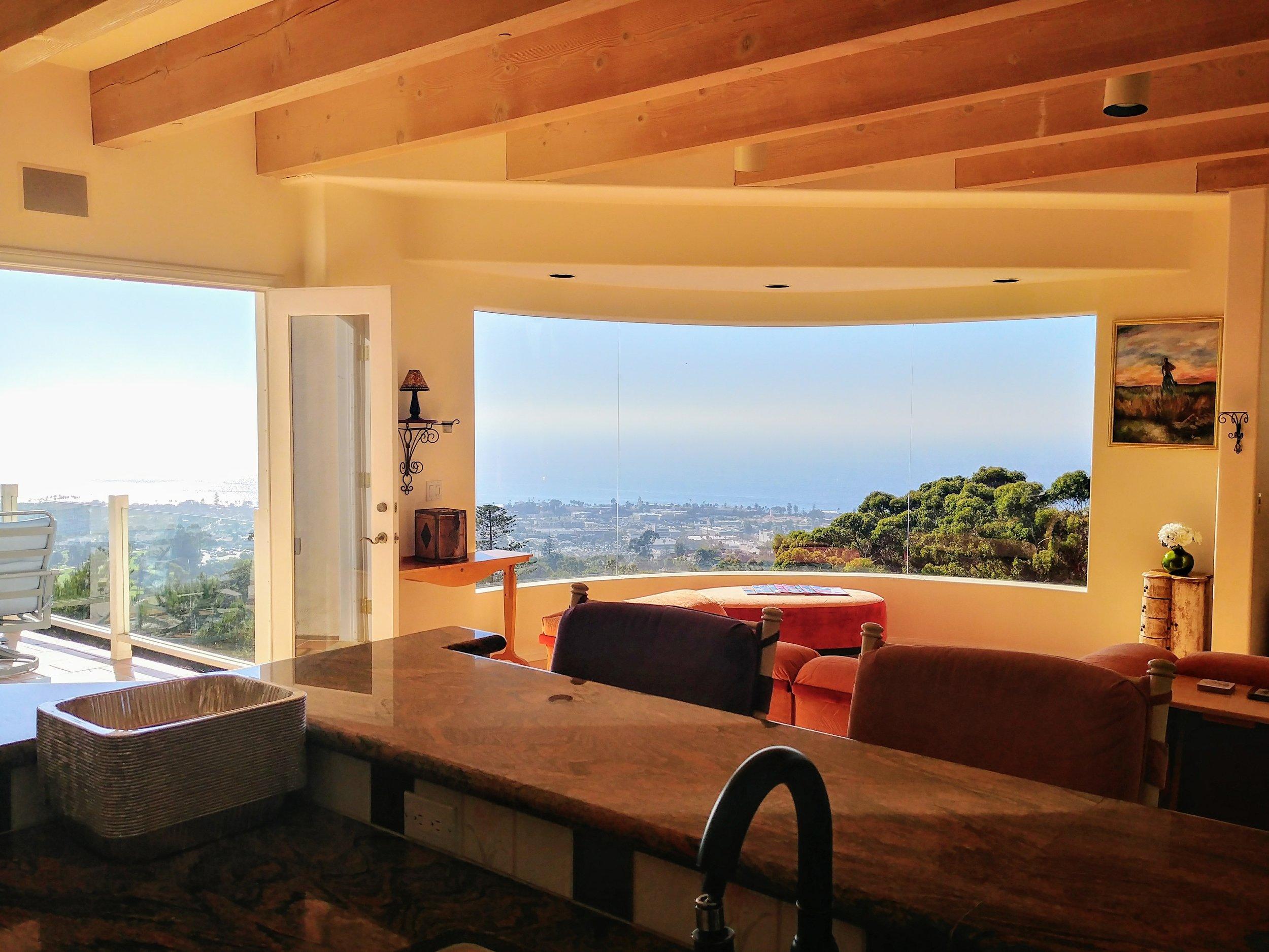 Diary of a Personal Chef-La Jolla View