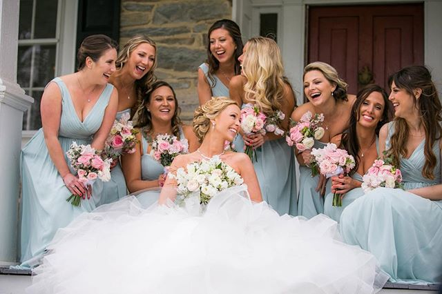 Repost from @genevieveleiperphotography using @RepostRegramApp - Always a good time @springfield_manor This dress color also photographed beautifully.  __ Planner Sharon Becker  __  #historic #huffpostido #theknot  #virginiawedding #bridesmaids #somethingblue #pursuepretty #weddingvenue #weddingplanning #engaged #isaidyes #dcweddingphotographer #dcwedding #weddinginspo #instadaily  #weddingceremony #romantic #virginiaisforlovers #canon #thehappynow #fineartcuration #photographyart #travelphotography #weddingvenue #bride  #loveloudoun #weddingplanner #vawedding #weddingpro #springwedding
