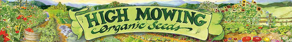 High mowing organic seeds, one of my favorite seed brands