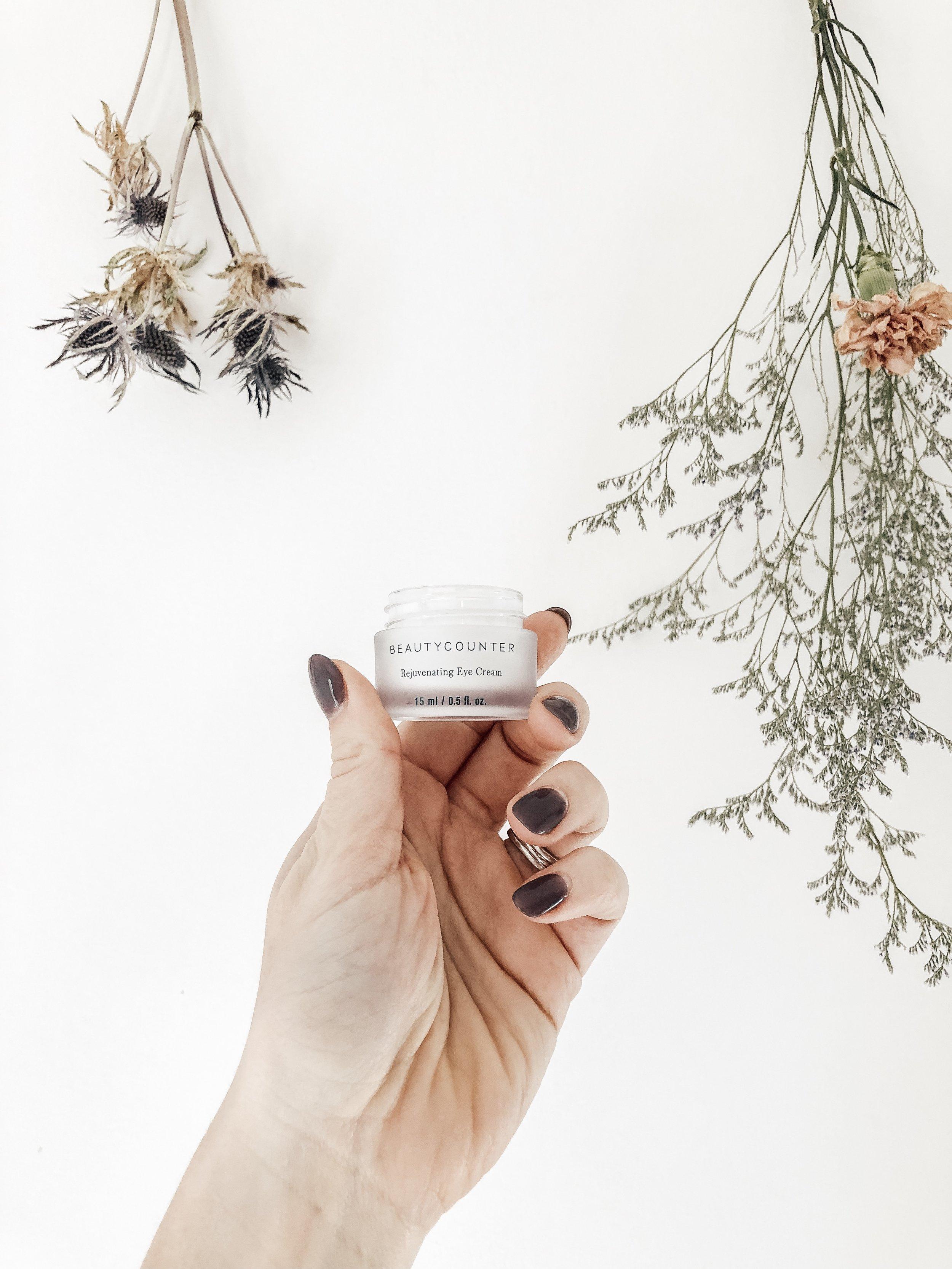 beautycounter rejuvinating night cream
