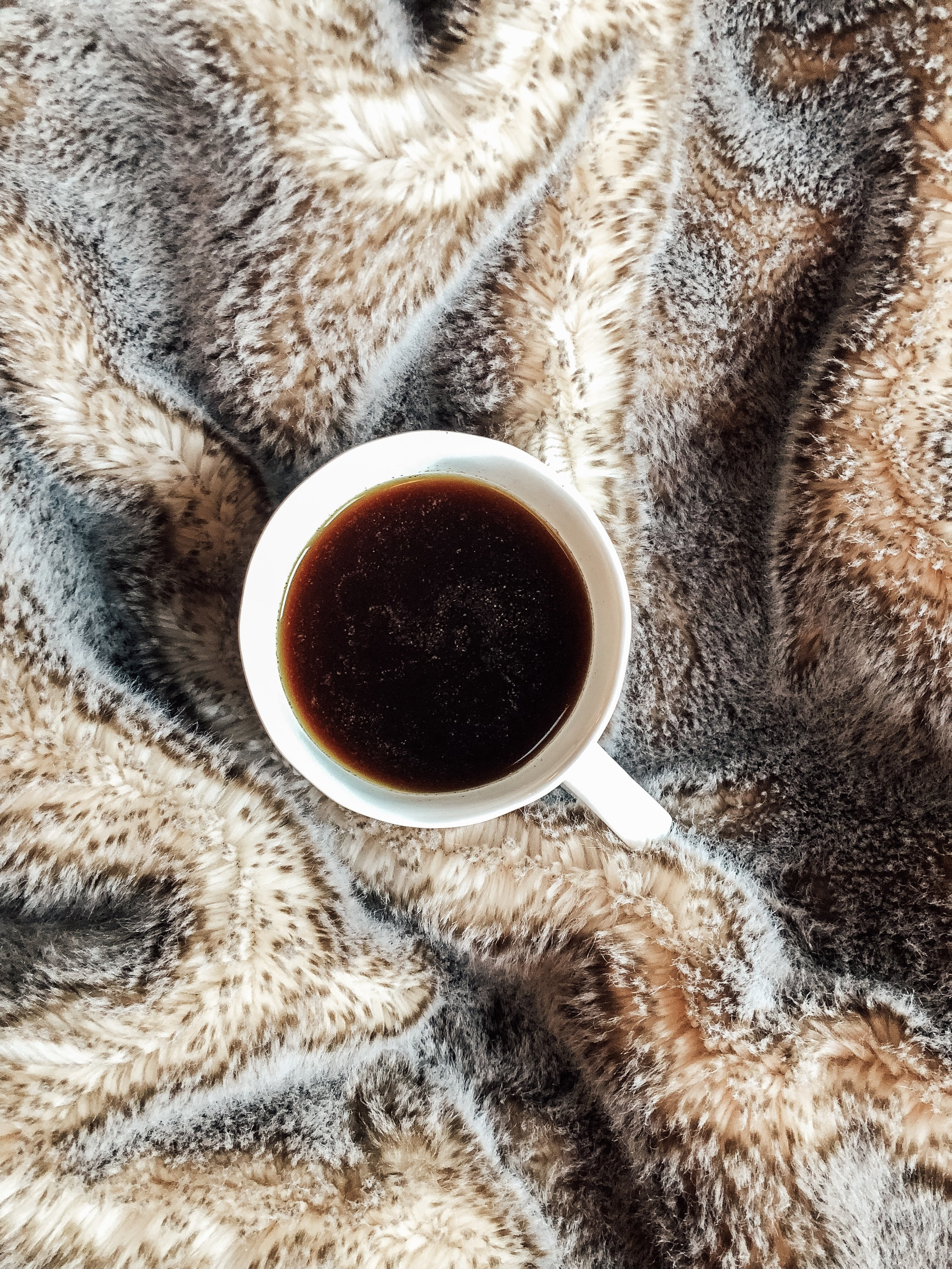Big Heart Tea, Fake Coffee