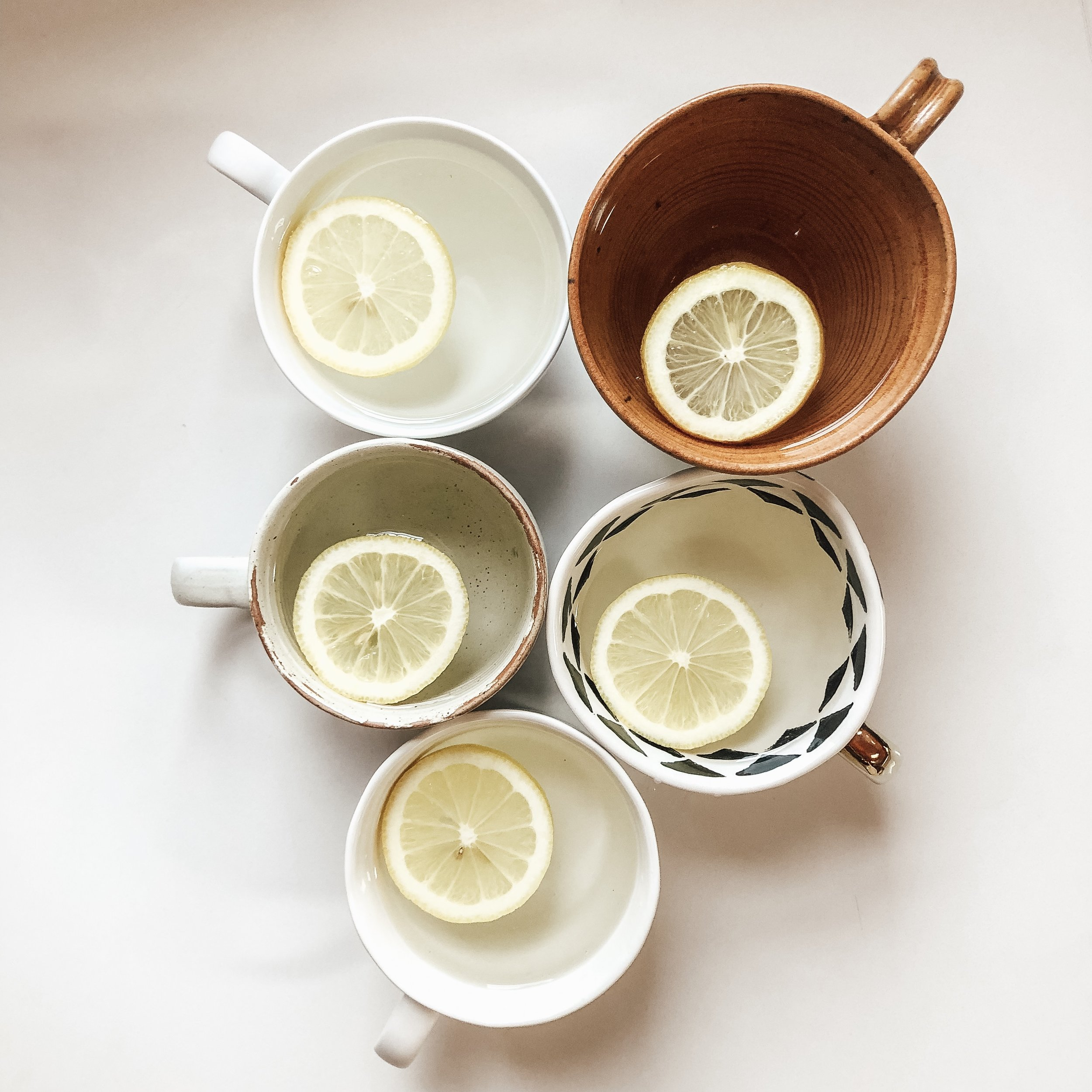 "Lemon Water: The Easiest Way to Be ""Healthy""-Blog Post"