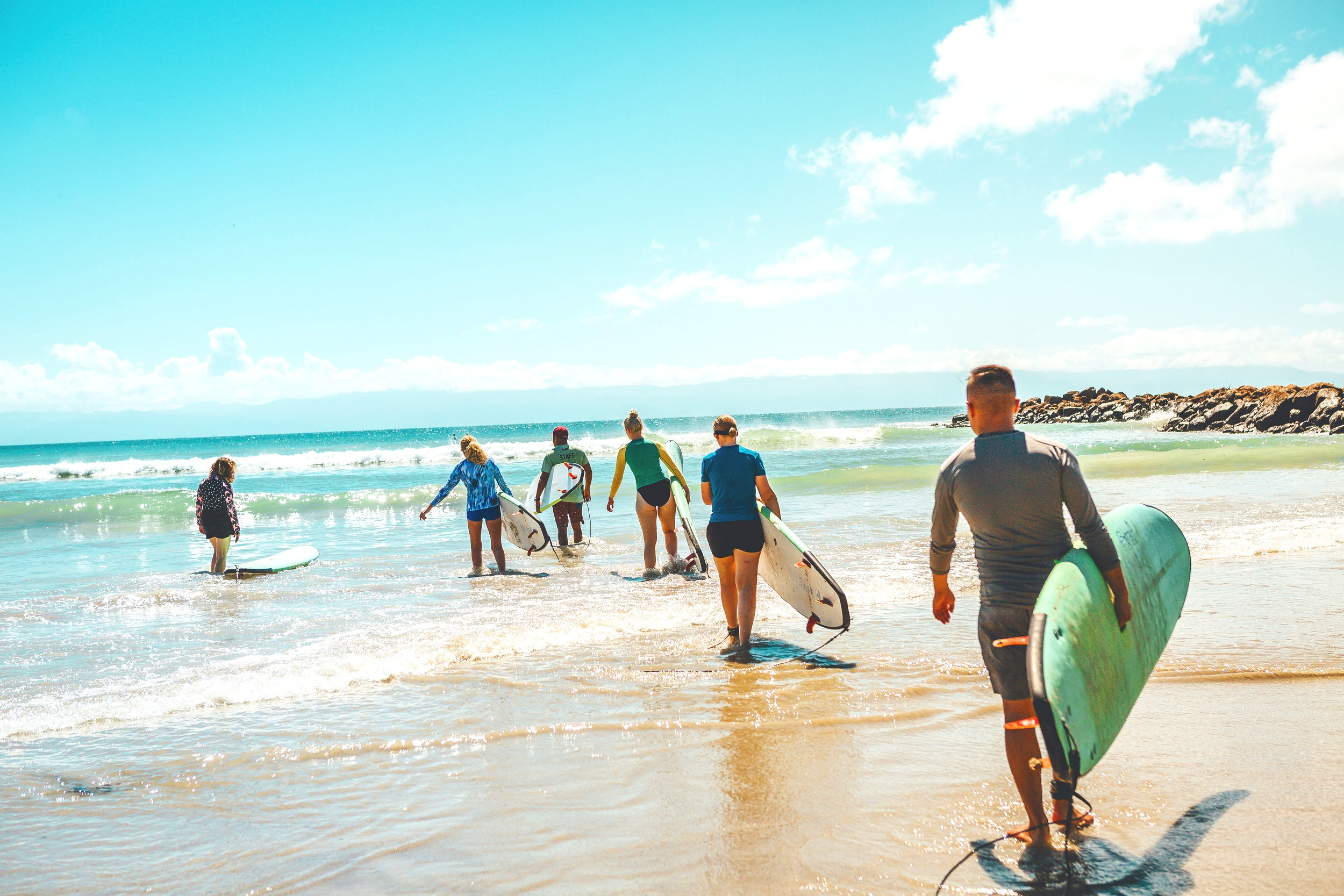 Raincity x TBC do Costa Rica - Join Danielle Boyd and Simon Damborg of Raincity Athletics for a Week of fitness, mobility and FUN in Tamarindo Costa Rica. March 14-21, 2020.
