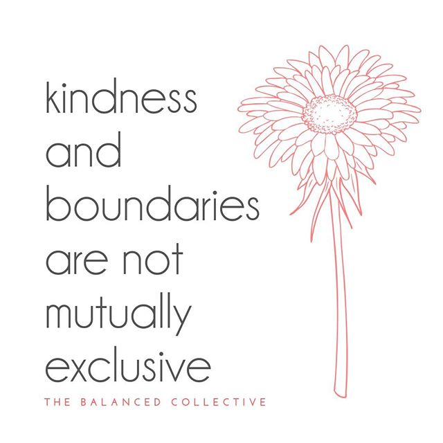 Setting boundaries is not unkind and you do not need to sacrifice your own self care or boundaries to be perceived as nice. Setting boundaries does not make you a bad person. ⁠ *⁠ *⁠ *⁠ *⁠ #thebalancedcollective #thebalancedexperience #balancedaf  #balance #balanced #findyourbalance #mindfulness #selfcare #selflove #wellness #stillness #momentofzen #liveauthentic  #mindful #mindfulaf #timeout #vancouvermobilehealth #vancouver mobilewellness #healing #mindbodyspirit #positivevibes #raiseyourvibration #vancouverwellness #vancouverfitness #meditation #meditate #vancity #selfawareness #awareness #yvr