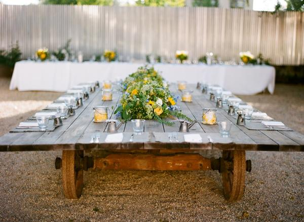 Inspiration for  reception