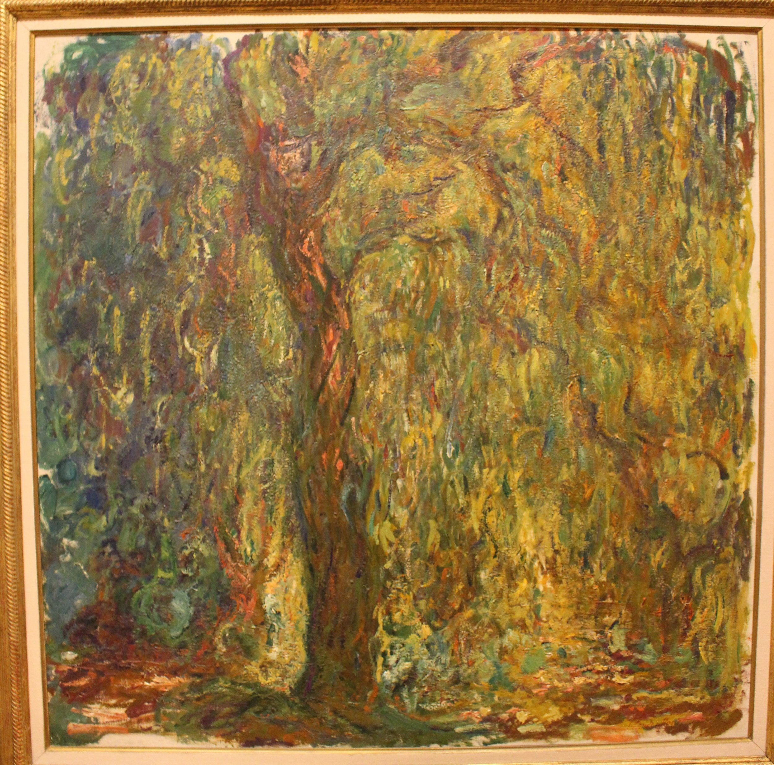 Weeping Willow, 1918-1919