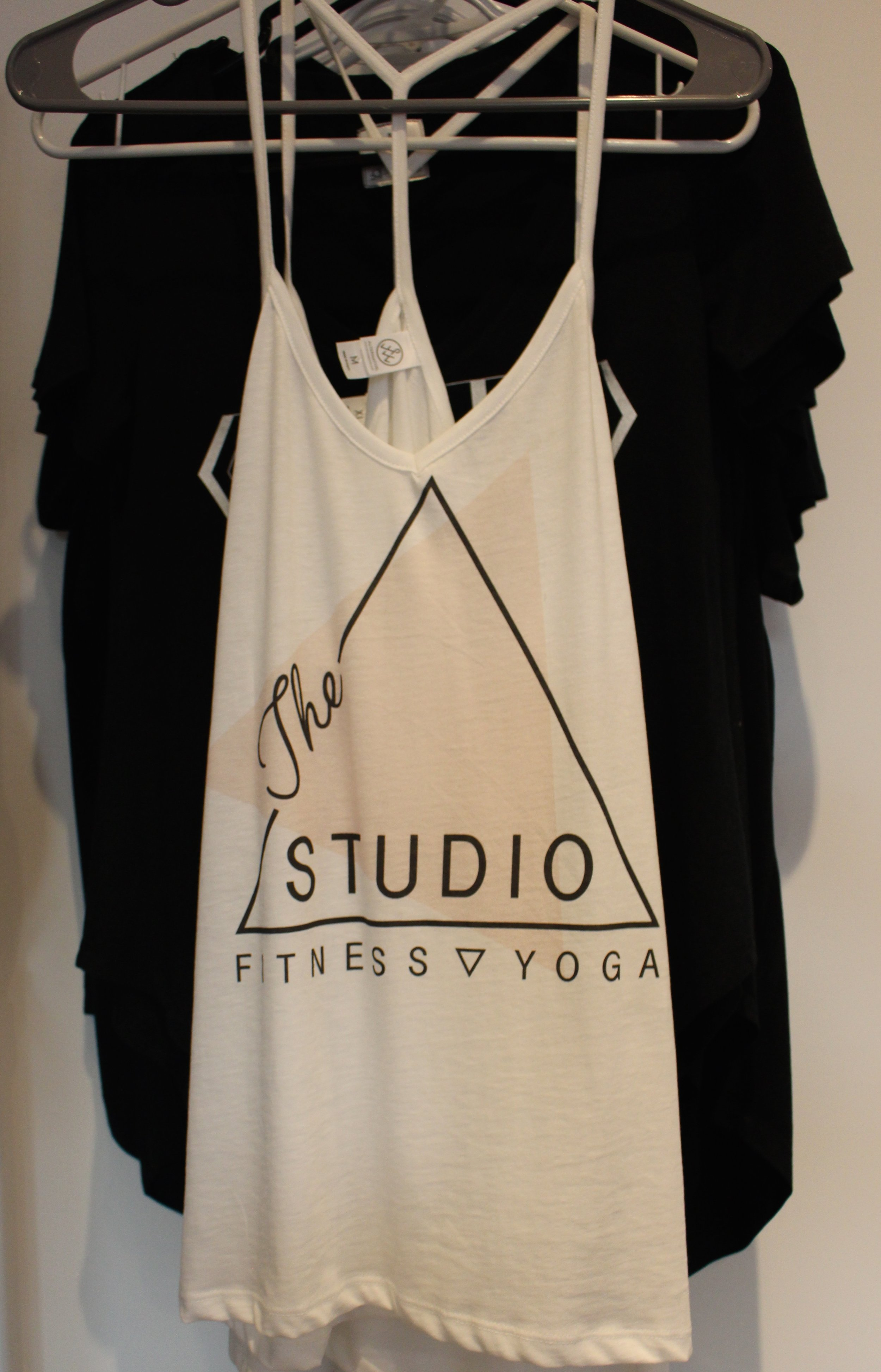 Some of Body by Kara and The Studio clothing line printed by Pina in Ucluelet