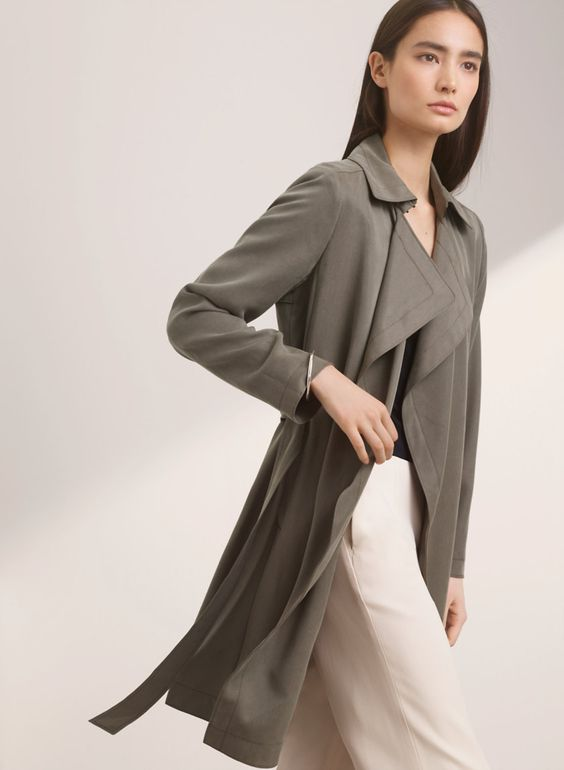 Check out this option from  Aritzia  'Babaton Maximo Trench Coat' $245