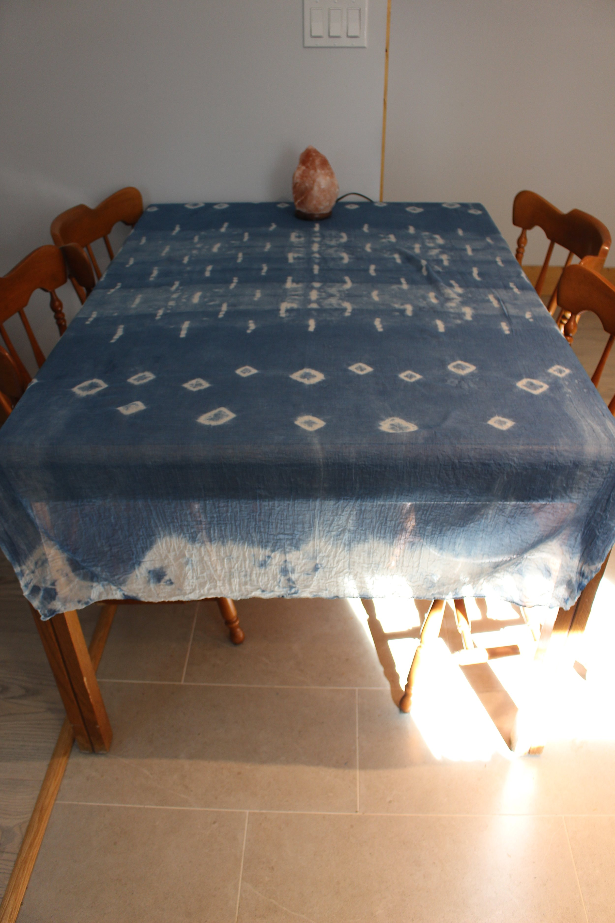 Maybe it will be a tablecloth...