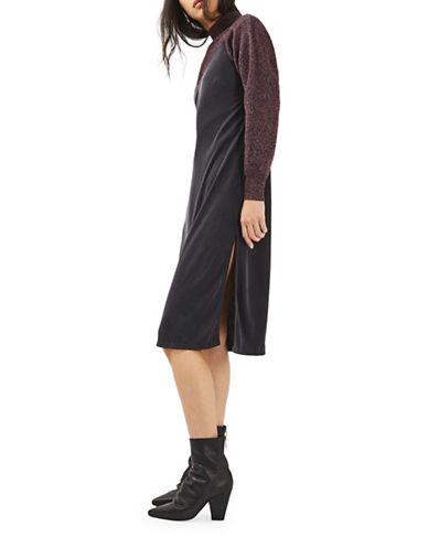 Topshop Midi Slip Dress