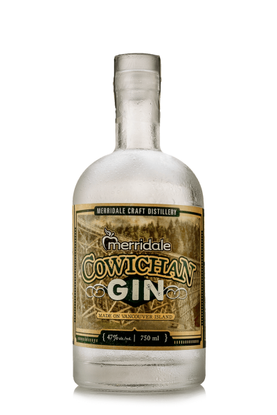 Merridale Cider   ,  Cowichan Gin