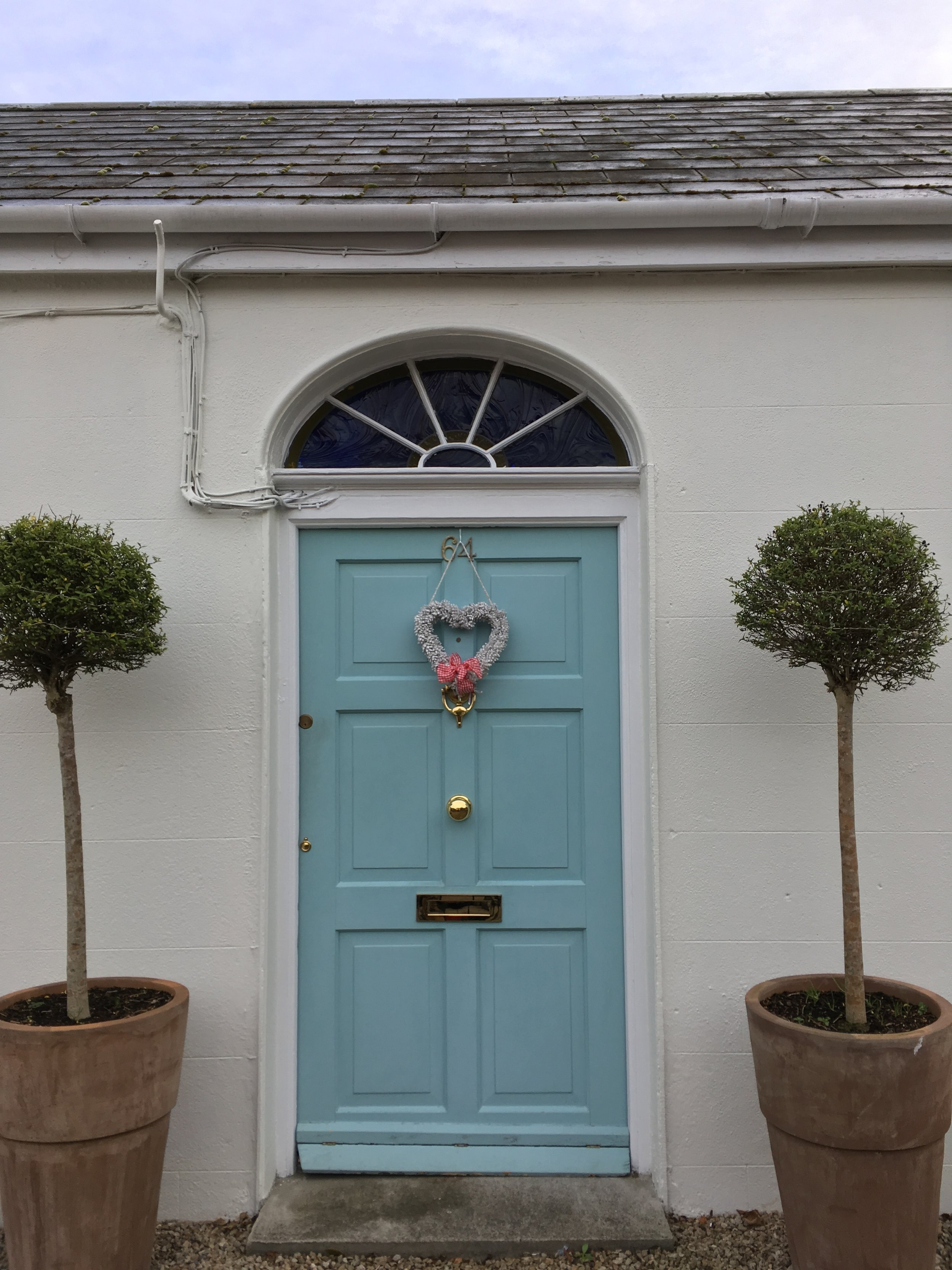 One of my favourite doors in Blackrock