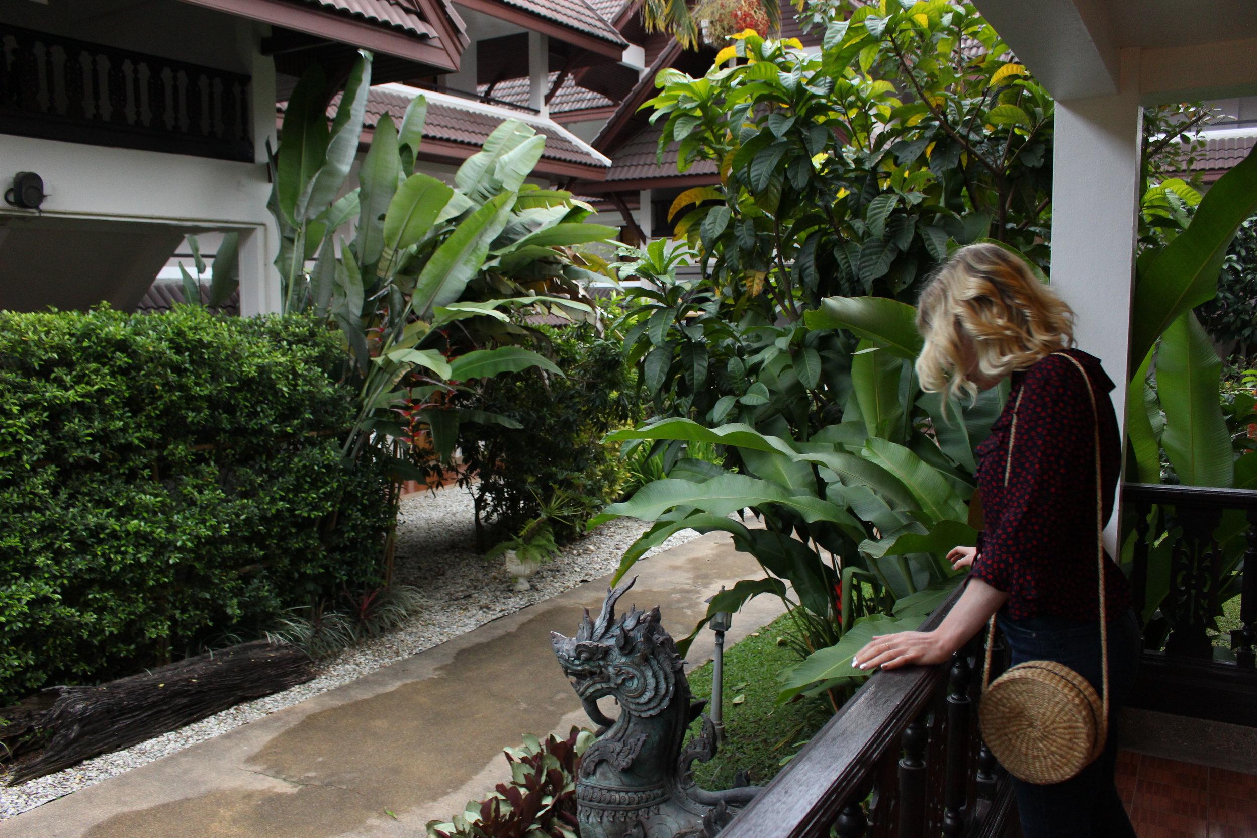Our beautiful hotel Nak Nakara