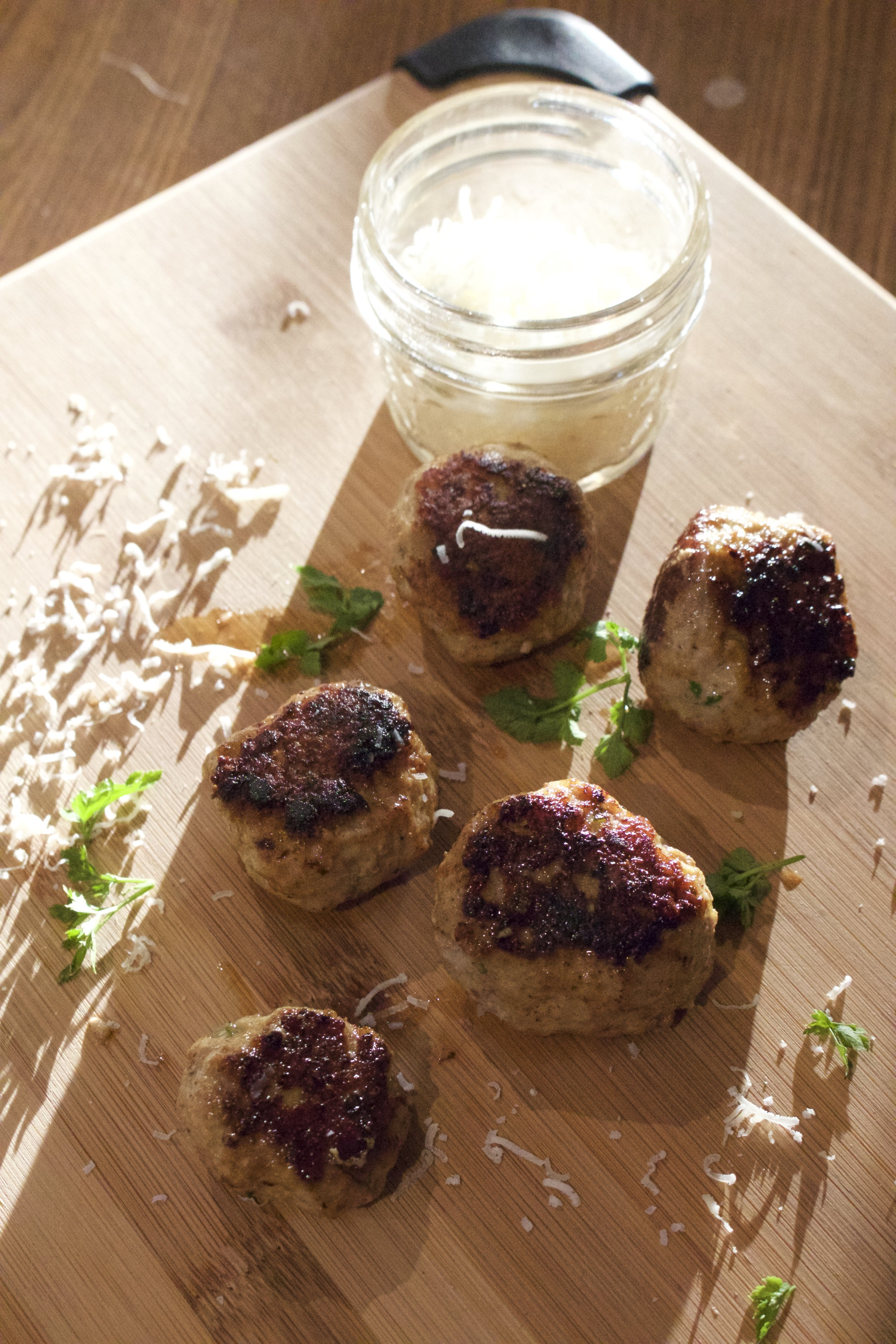 Even delicious on their own as an appetizer