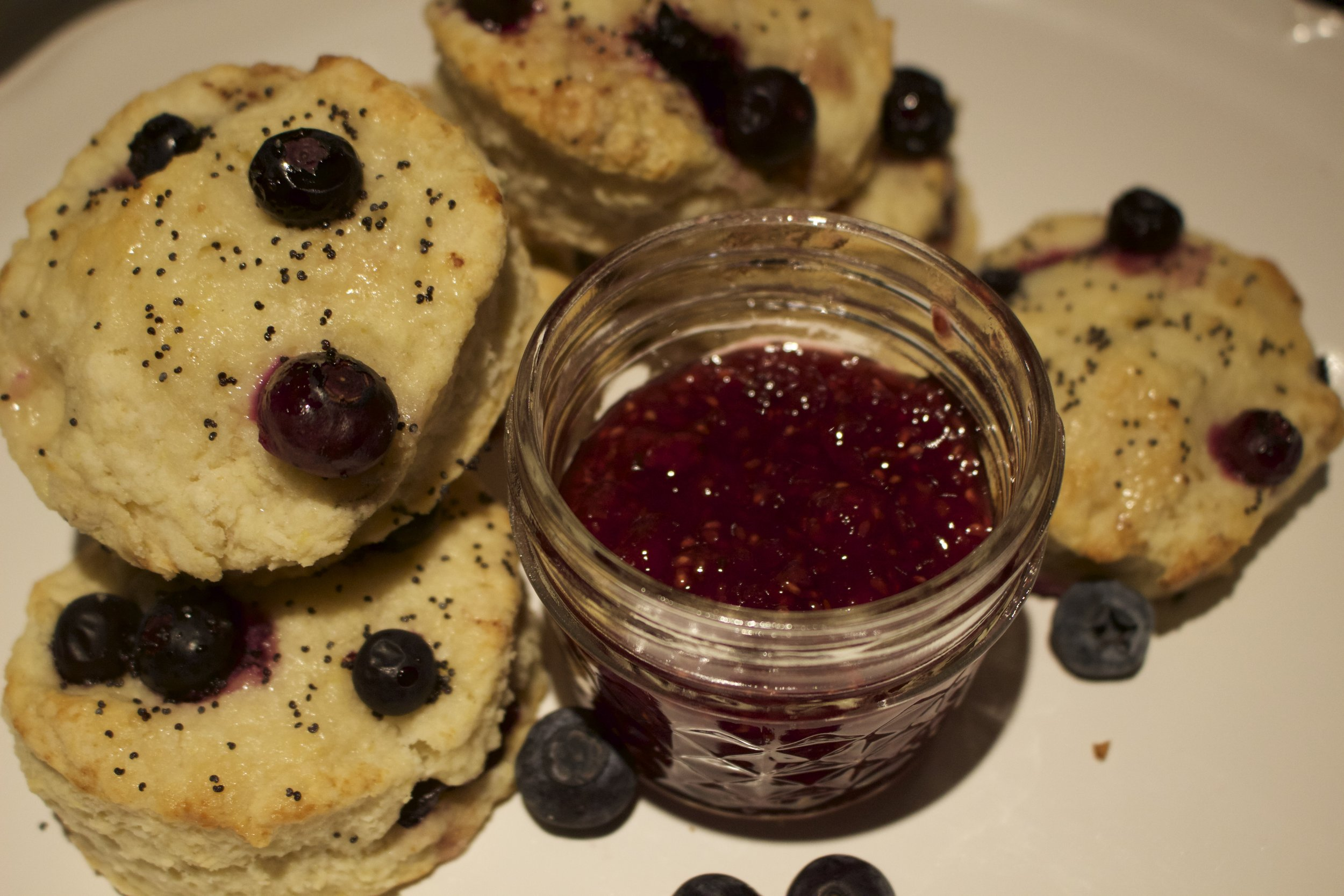Delicious with butter or jam or on their own!