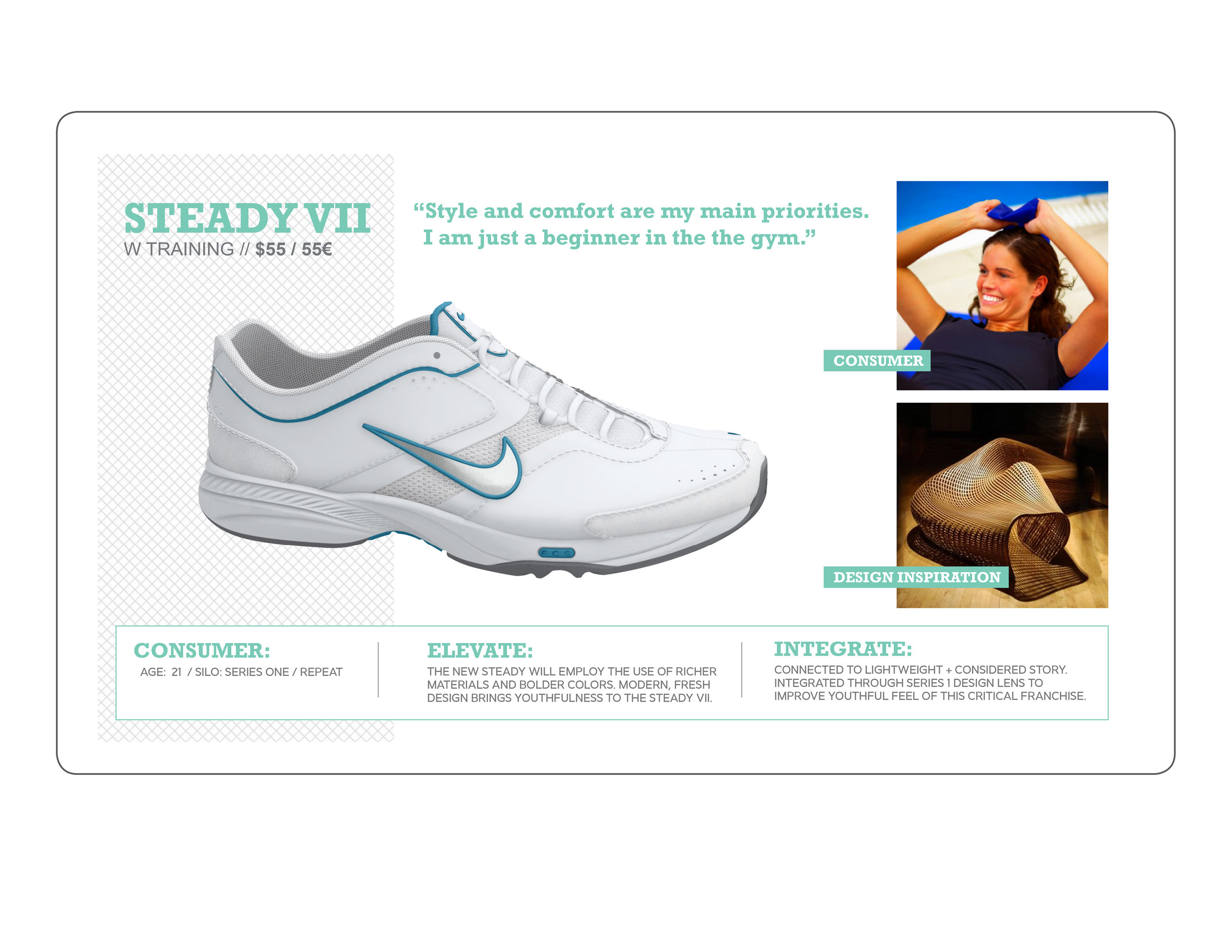 One Swoosh Powerpoint