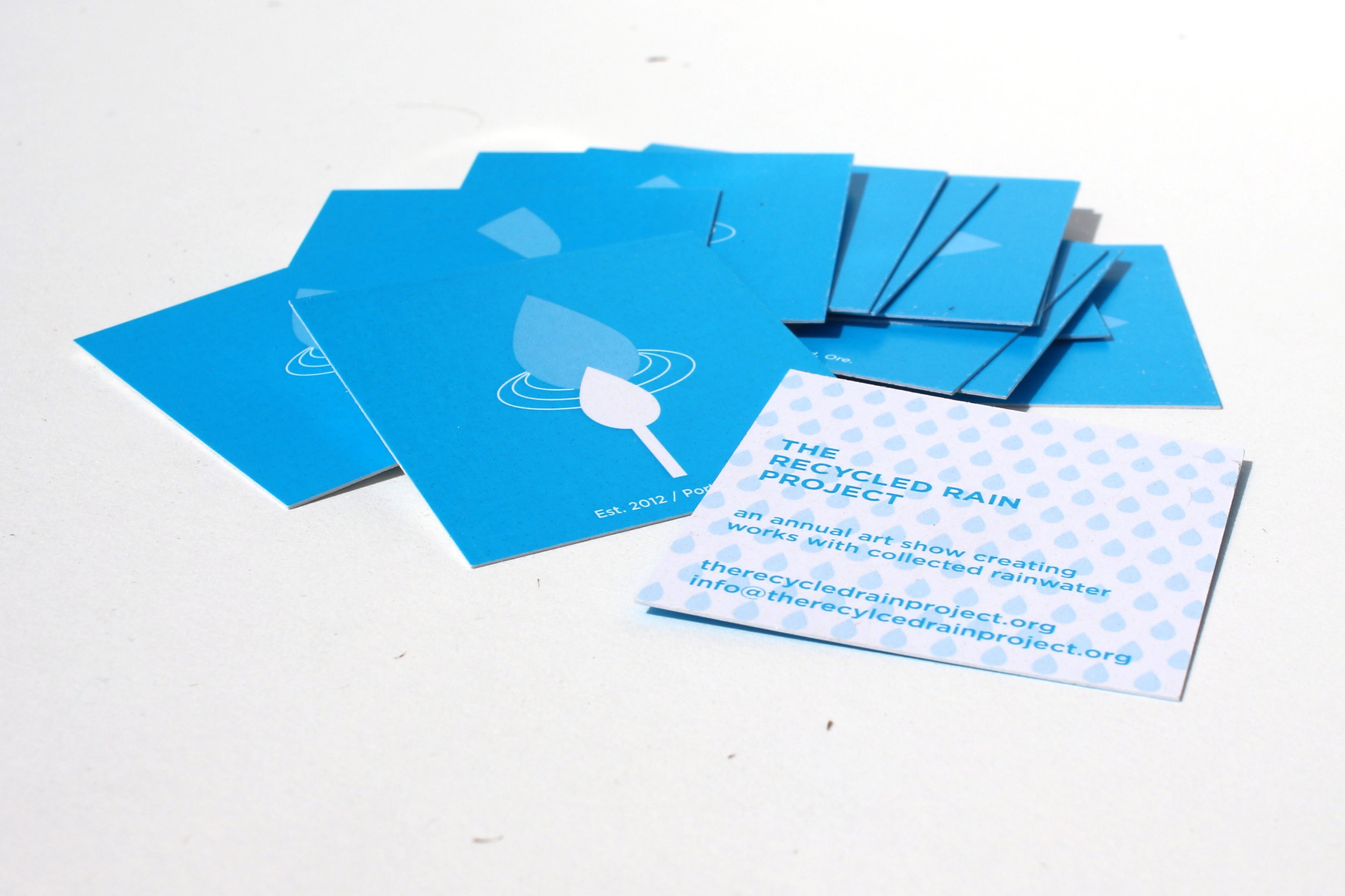 RR Business Cards