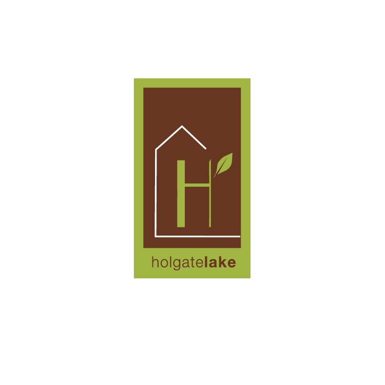 LOGO FOR HOLGATE LAKE HOMES