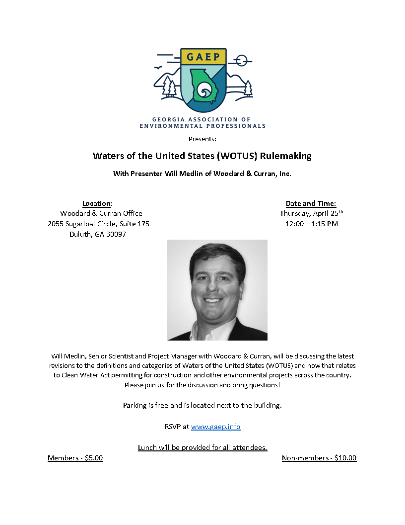 April 2019 - Lunch and Learn Will Medlin.png