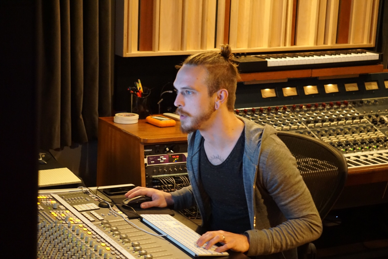 Sean Kellett @ Perfect Sound