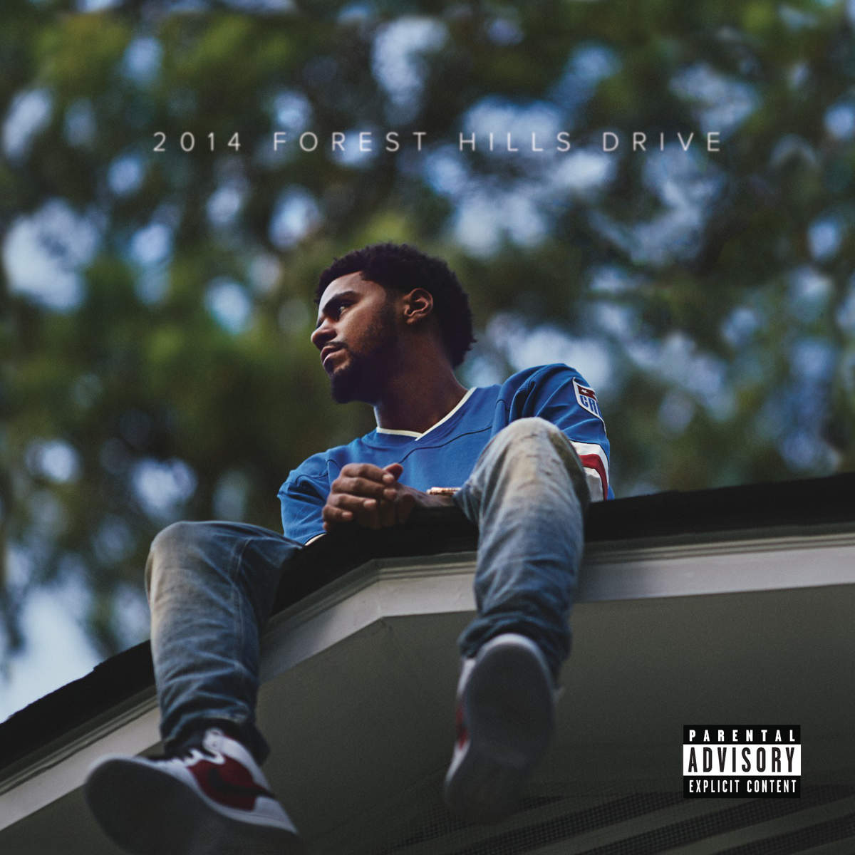J Cole - Forest Hills Drive (AE)