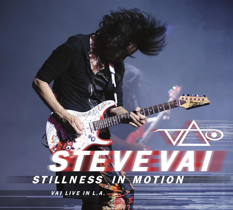 Steve Vai - Stillness In Motion (E)