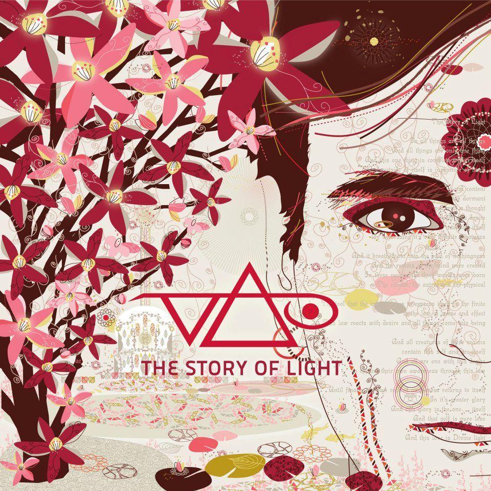 Steve Vai - The Story Of Light (AE)