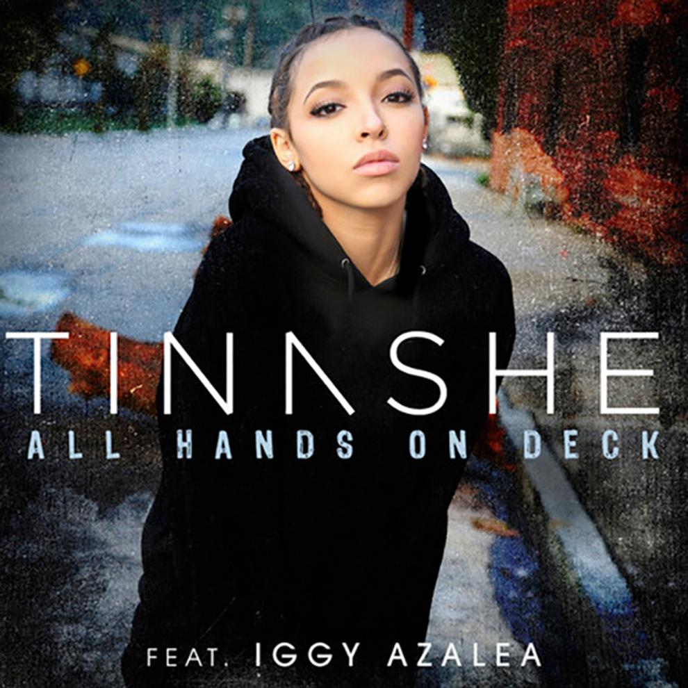 Tinashe Ft. Iggy Azalea - All Hands On Deck (E)