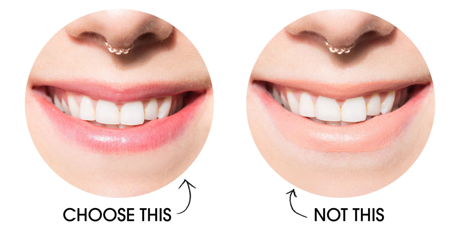 sheer formulas for brighter teeth