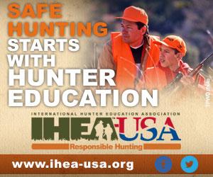 IHEA USA Safe Hunting starts with Hunter Education