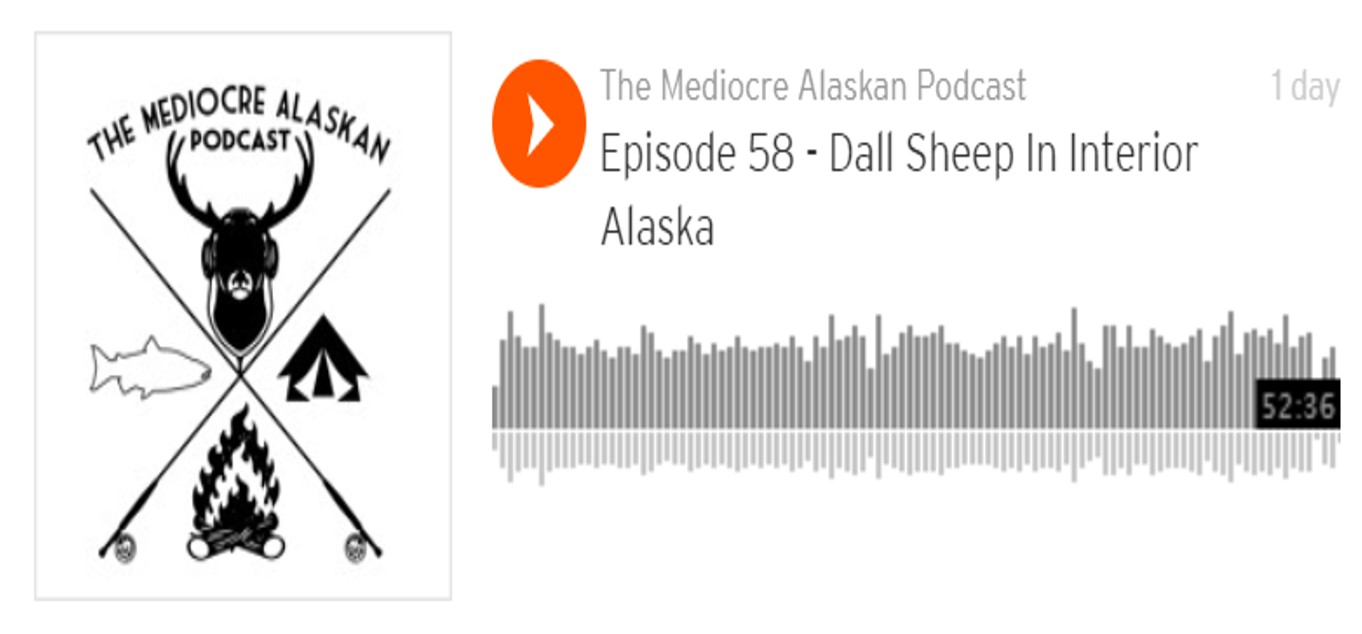 The Mediocre Alaskan Podcast Harrison Gottschling