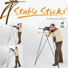 4StableStick in use