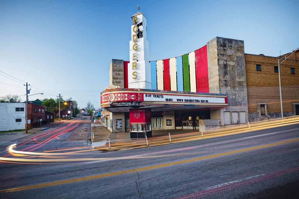 Rodgers Theatre Inc.