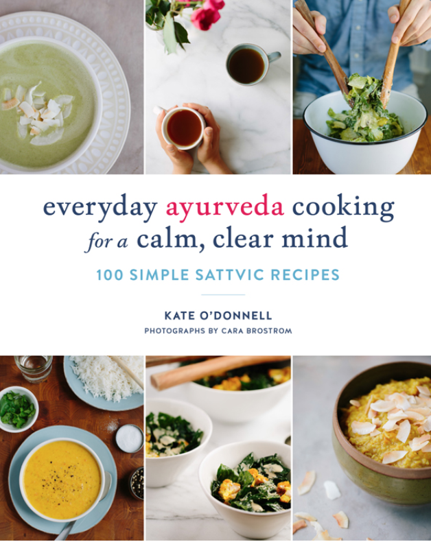 Everyday Ayurveda Cooking for a Calm, Clear Mindby Kate O'Donnell$19.95 - Ayurveda—also known as yoga's sister science—is a natural complimentary practice to yoga.Your yogi sweetie may already have started to incorporate some ayurvedic practices and cooking into their life. Help them achieve their optimal health with this super informative recipe book by Kate O'Donnell. You'll find a variety of easy, well-balanced AND delicious meals that include Aryuvedic principles, ingredients, and techniques that are easily accessible for the western practitioner.