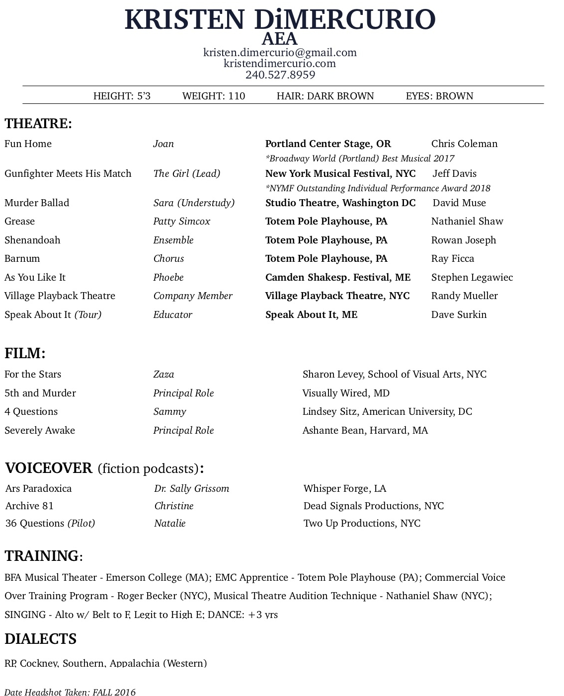 Kristen DiMercurio - Resume.jpg