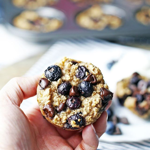 Tender Blueberry Chocolate Oatmeal Cups! Enjoy them warmed or cooled for a quick breakfast or snack! . Want the recipe? Blog link @yay_for_food or copy or paste: https://www.yayforfood.com/recipes/blueberry-chocolate-oatmeal-cups . . . . #yayforfood #foodblogger #breakkfast #muffins #f52grams #inmykitchen #thebakefeed #homebaked #eatingallthetime #hungry #bakedwithlove #tastingtable #foodgawker #todayfood #oatmealcups #buzzfeedfood #thefeedfeed #onmytable #buzzfeast #beautifulcuisines #ilovebaking #getinmybelly #eatingfortheinsta #homemade #instafood #heresmyfood #foodphotography