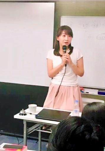 マネーキャリアプランナー:笠井裕予さん